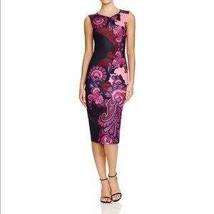 🏷Final Price/Chance. Purple Trixy Paisley Dress